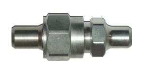 Штуцерно-торцевое соединение для монтажа трубопровода